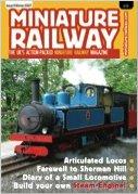 Miniature Railway Magazine Issue 3