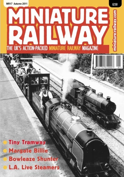 Miniature Railway magazine No. 17