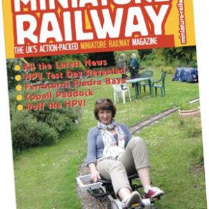 Miniature Railway Magazine Issue 23