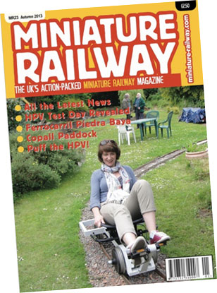Miniature Railway Magazine Issue 23