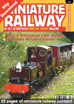 miniature railway magazine 24